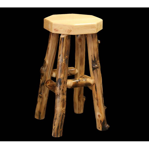 Amias 18 Bar Stool by Millwood Pines