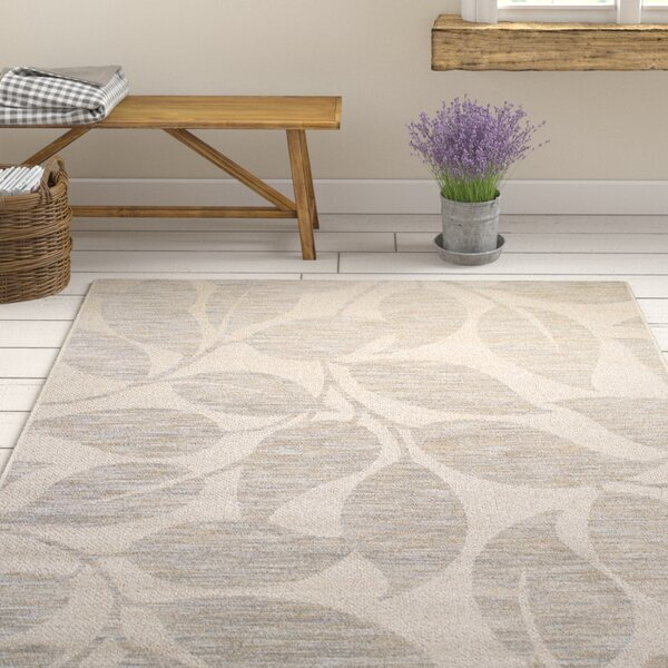 Garibay Gray Indoor/Outdoor Area Rug by August Grove