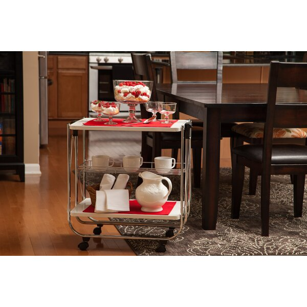 Bar Cart by IRIS USA, Inc.