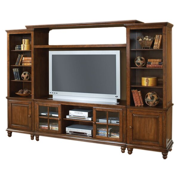 Grand Bay Entertainment Center by Hillsdale Furniture
