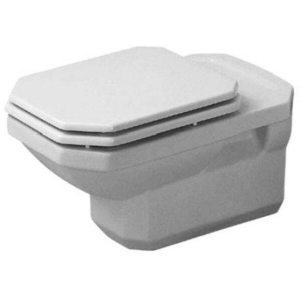 1930 Series Dual Flush Round Toilet Bowl by Duravit