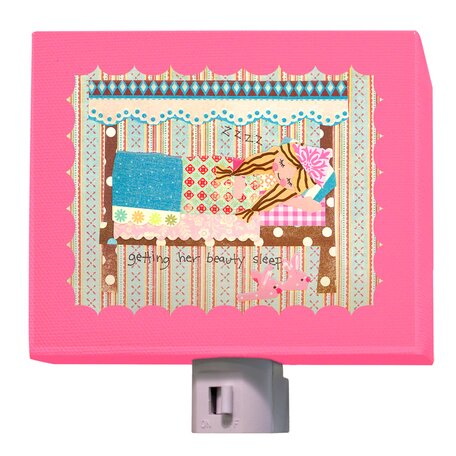 Beauty Sleep Night Light by Oopsy Daisy