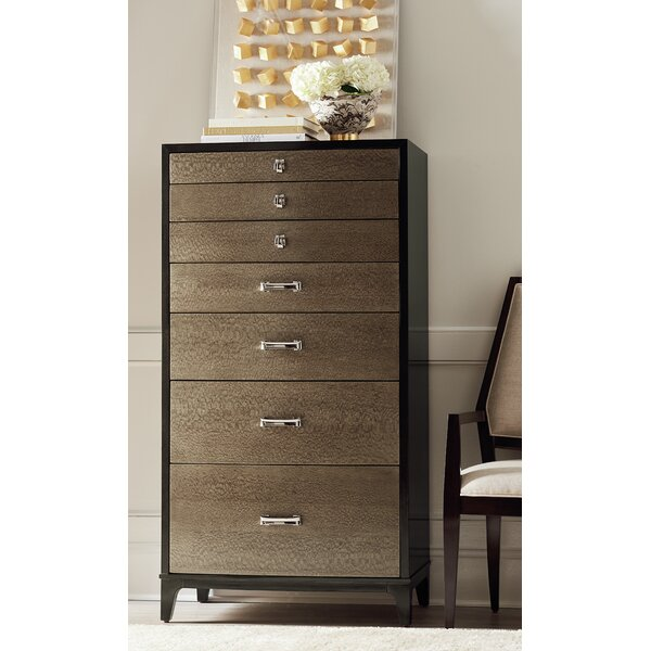 Lingerie 7 Drawer Chest by Dowton Abbey