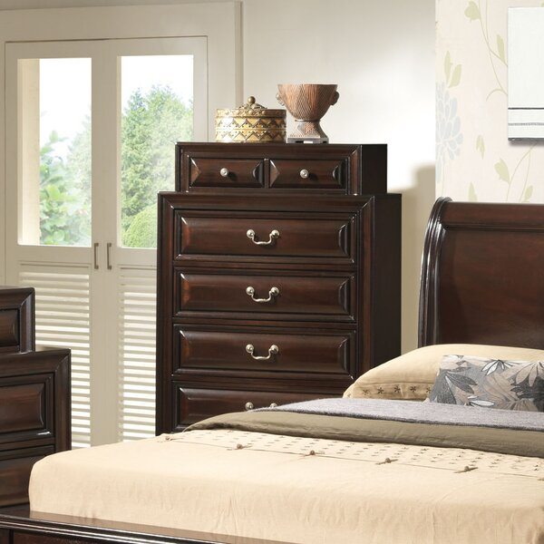 Edwardsville 6 Drawer Chest by Darby Home Co
