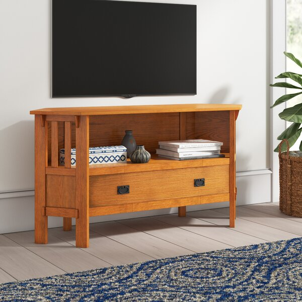 Oyola Corner TV Stand For TVs Up To 43
