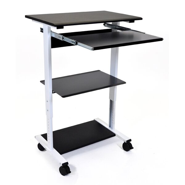 Standing AV Cart by Luxor
