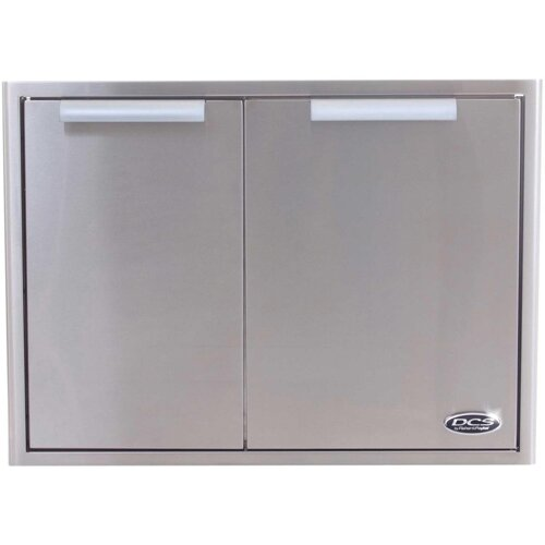 30 Built In Stainless Steel Storage Drawer by DCS Grills