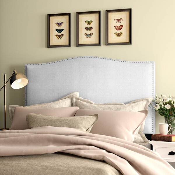 Benoit Queen Upholstered Panel Headboard by Birch Lane™ Heritage