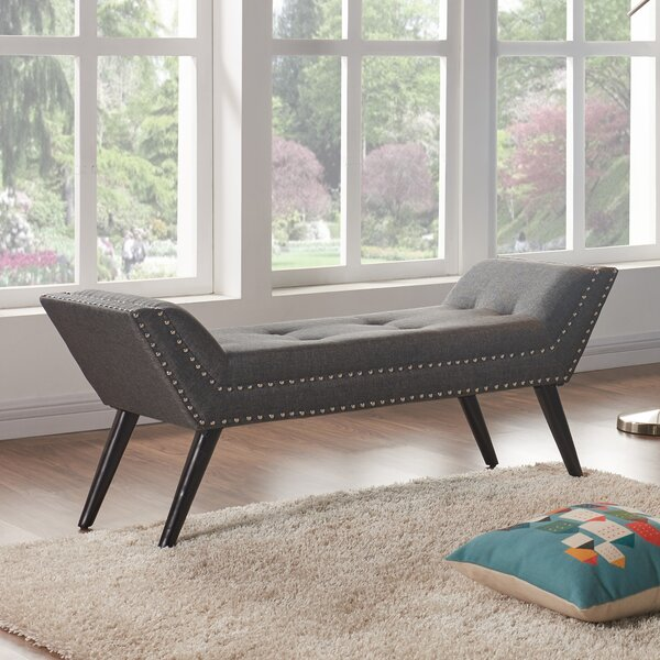 Clift Upholstered Bench by Corrigan Studio