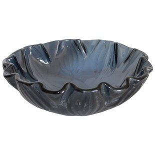 Find the perfect Wave Glass Specialty Vessel Bathroom Sink By Eden Bath