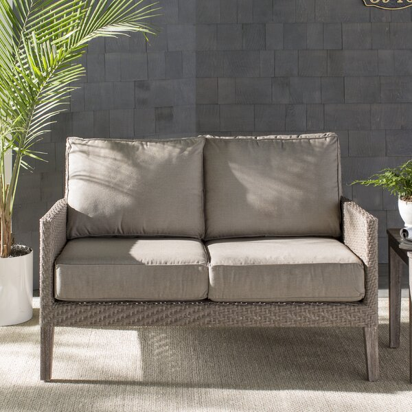 Nishant 6 Piece Sunbrella Sofa Set with Cushions by Gracie Oaks