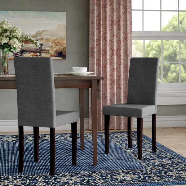 Defiance Padded Parsons Chair (Set Of 2) By Winston Porter Amazing