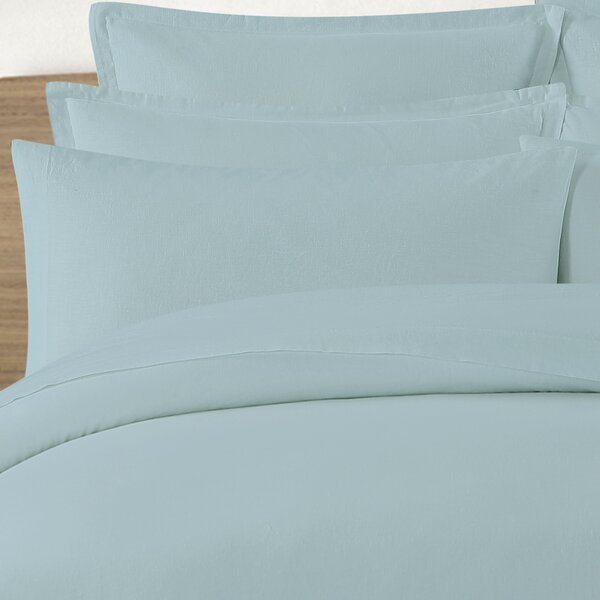 Tarek Washed Pillow Case (Set of 2) by Gracie Oaks