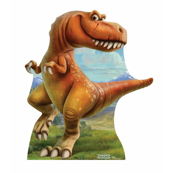 Ramsey from the Good Dinosaur Life Size Cardboard Cutout by Advanced Graphics