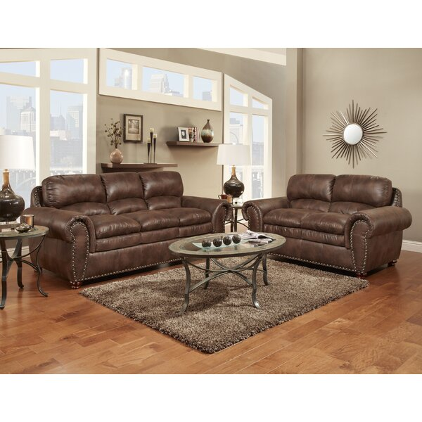 Orrville 2 Piece Living Room Set by Union Rustic