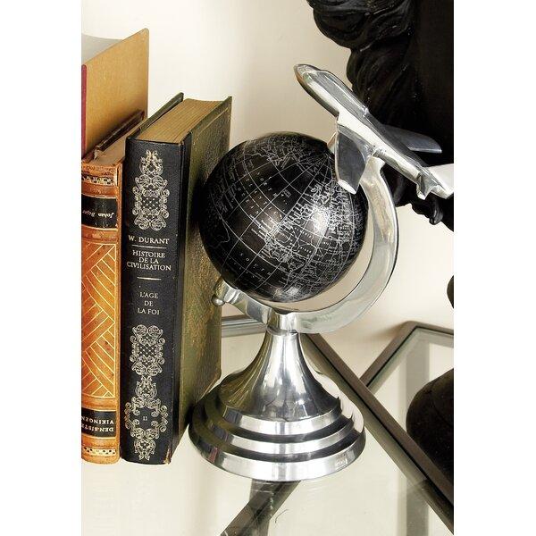 Aluminum PVC Globe by Cole & Grey