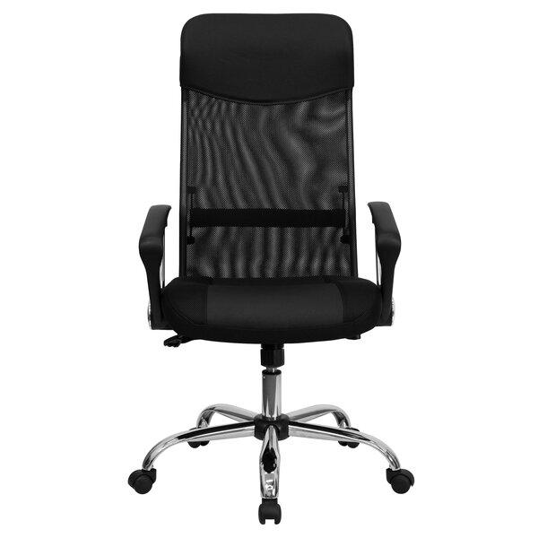 Winsett Mesh Desk Chair by Symple Stuff