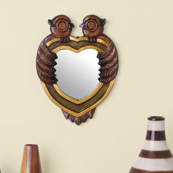Heart Secrets Accent Mirror by Novica