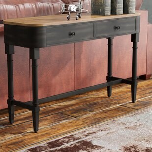 Piestewa Wood Console Table ByTrent Austin Design