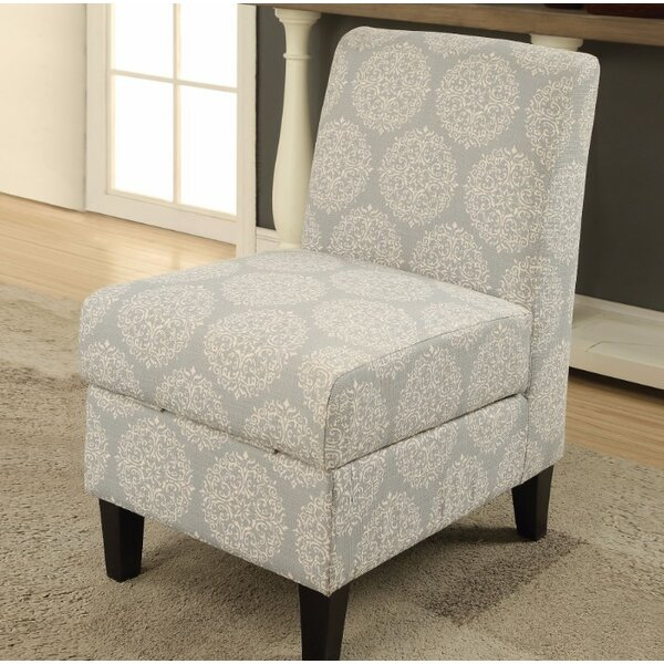 Burritt Slipper Chair by Bungalow Rose