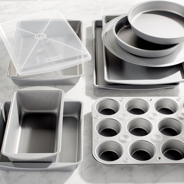 Wayfair Basics 10 Piece Nonstick Bakeware Set by W