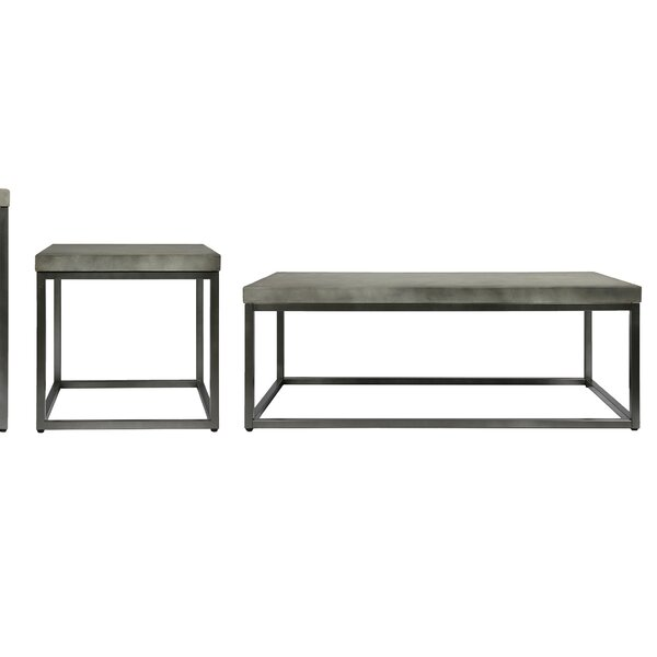 Clintonville 2 Piece Coffee Table Set by Williston Forge