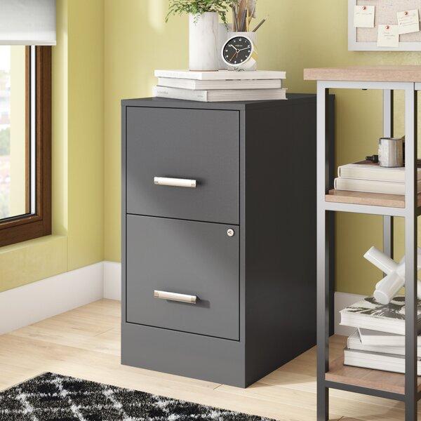 Carson 2 Drawer Vertical Filing Cabinet
