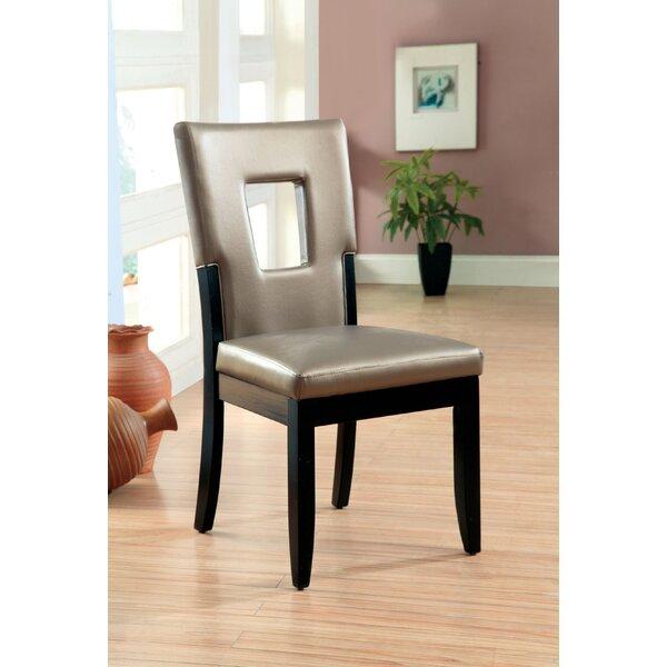 Vanderbilte Side Chair (Set of 2) by Hokku Designs