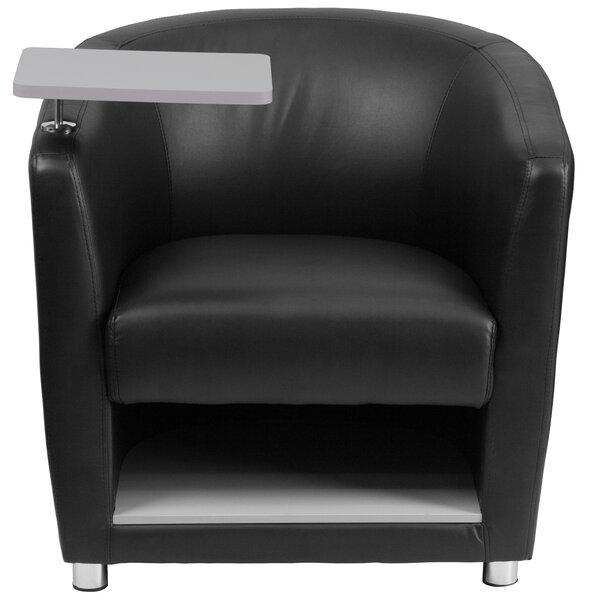 Lockhart Leather Guest Chair by Latitude Run