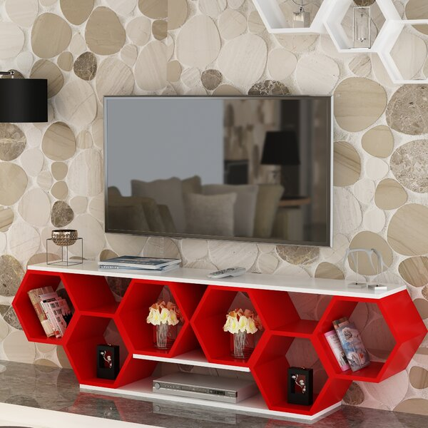 Bargain Brune TV Stand for TVs up to 78 by Ebern Designs