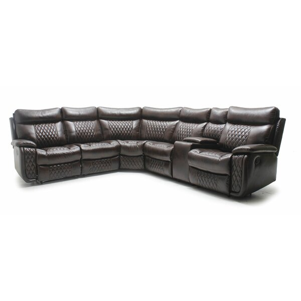 Misner Symmetrical Reclining Sectional By Red Barrel Studio