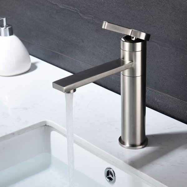 Single Hole Bathroom Faucet By QUEENROSS