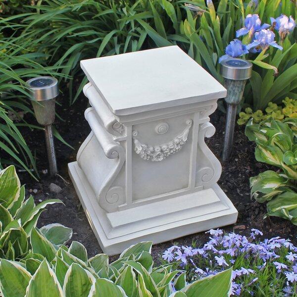 Classic Statue Plinth Bases Pedestal by Design Tos