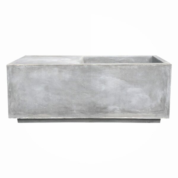 Gibbons Long Multifunction Planter Box by Williston Forge