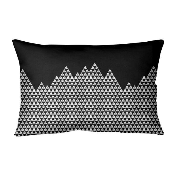 Avicia Mountain Indoor/Outdoor Lumbar Pillow