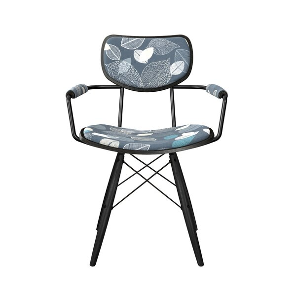 Bayman Upholstered Dining Chair by Ivy Bronx