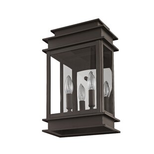 Affordable Farmingdale 2-Light Outdoor Wall Sconce By Gracie Oaks