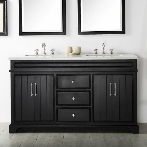 Florencia 60 Double Vanity Set by Gracie Oaks