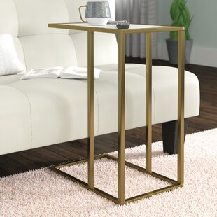 Jorgensen Asymmetrical Modern End Table