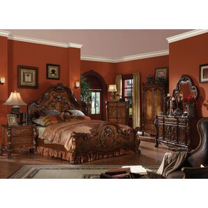 Welliver Contemporary Panel Configurable Bedroom Set by Astoria Grand