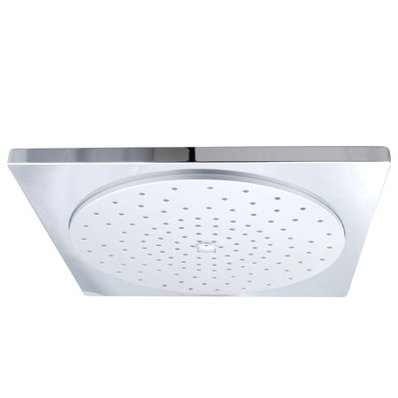 Claremont Multi Function Rain Shower Head by Kingston Brass