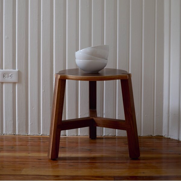 Tercet 17.5 Stool by Housefish