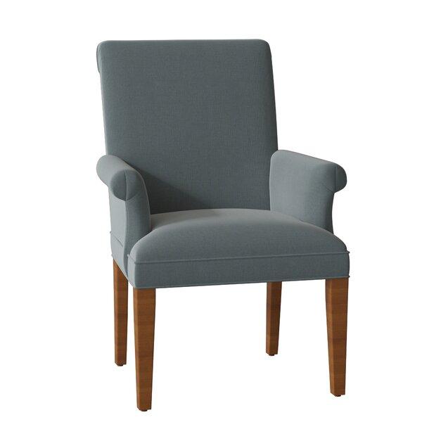 Tisbury Upholstered Dining Chair by Sloane Whitney Sloane Whitney