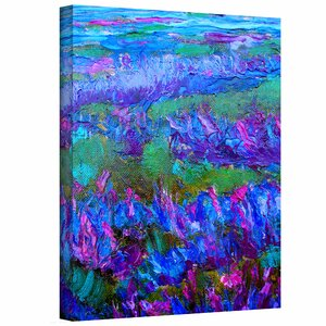 'StaticeFying' Painting Print on Canvas by Andover Mills