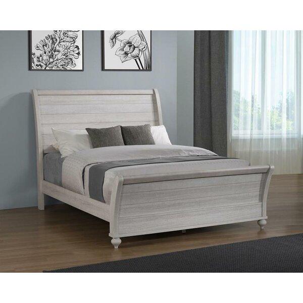 Ruben Low Profile Standard Bed By Rosalind Wheeler