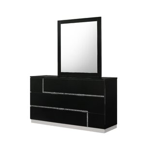 Dalia Rectangular Dresser Mirror