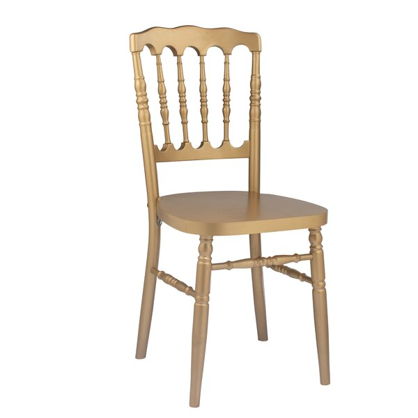 Manassas Solid Wood Side Chair (Set of 2) by Ophelia & Co.
