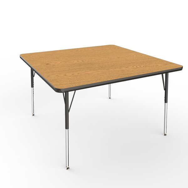 48'' Square Activity Table by ECR4kids
