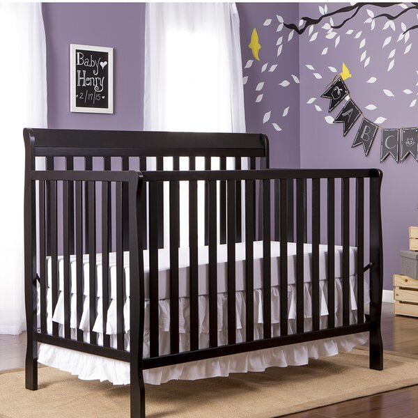Clairview Convertible Crib by Harriet Bee