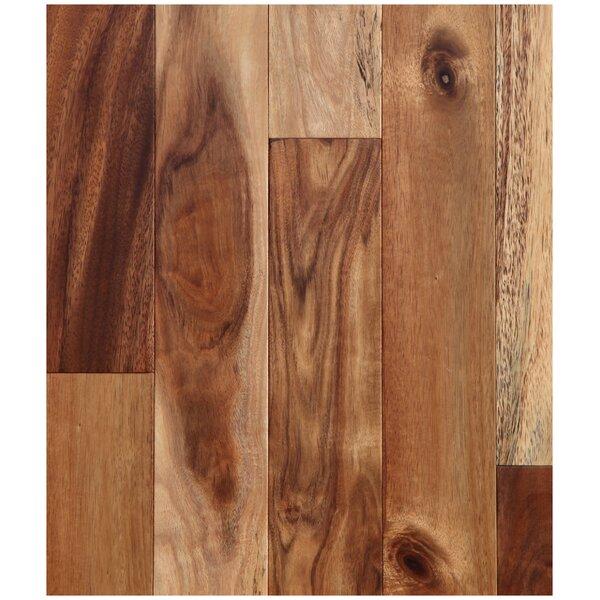 4-3/4 Engineered Acacia Hardwood Flooring in Natural by Easoon USA